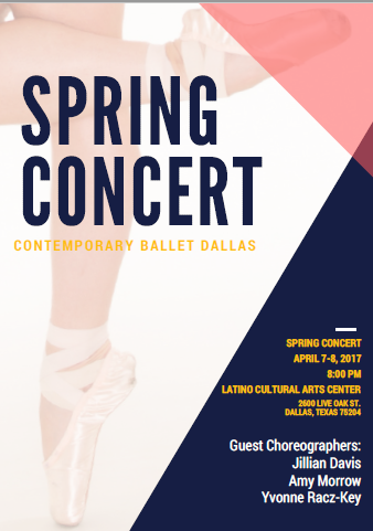 Company Spring Concert 2017